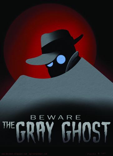 beware the grey ghost batman batman the animated