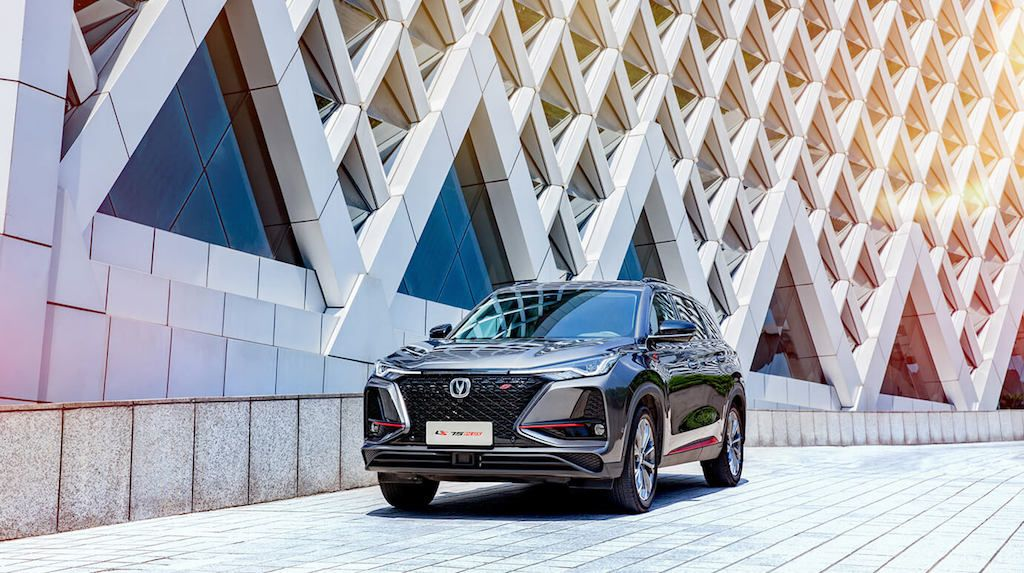 Changan Cs75 Suv To Be Launched In India India Automobile