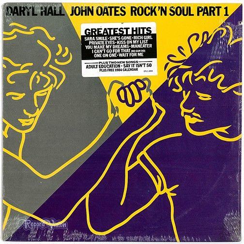 Rock N Soul Part 1 Also Titled Greatest Hits Rock N Soul