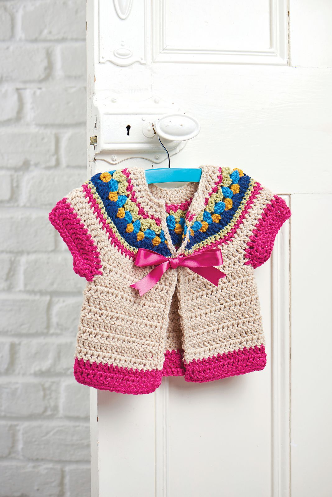 Sugar & Spice pattern by Simone Francis | baby sweaters | Pinterest ...