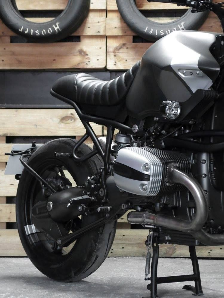 cafe racer - engines, fuel & passions | bmw r850r cafe racer
