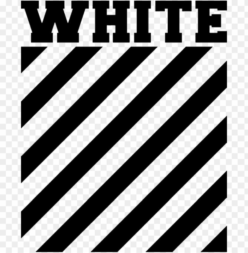 Off White Logo Off White Logo Sticker Png Image With Transparent Background Png Free Png Images Logo Sticker Free Png Off White