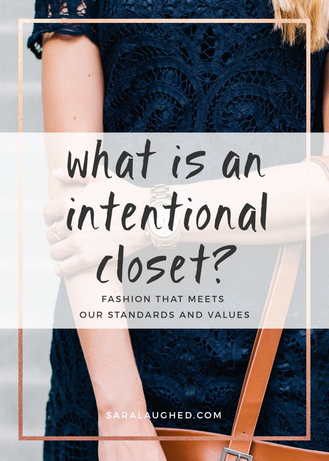What Is An Intentional Closet?