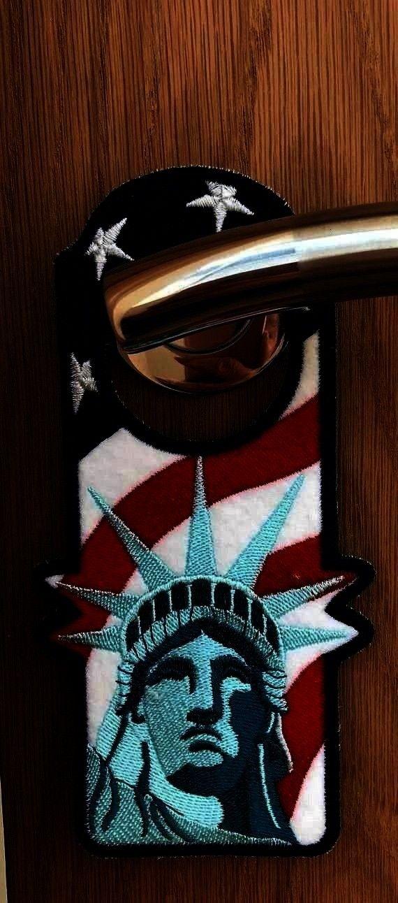 door hanger USA door hanger Liberty door hanger American door hanger Suggestions Your individual door hanger Sure the classic is needless to say the door pendant where on...