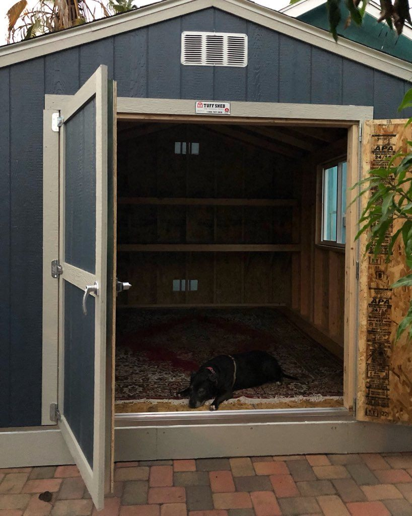 Storage Shed Construction Shed Construction Custom Dog Houses