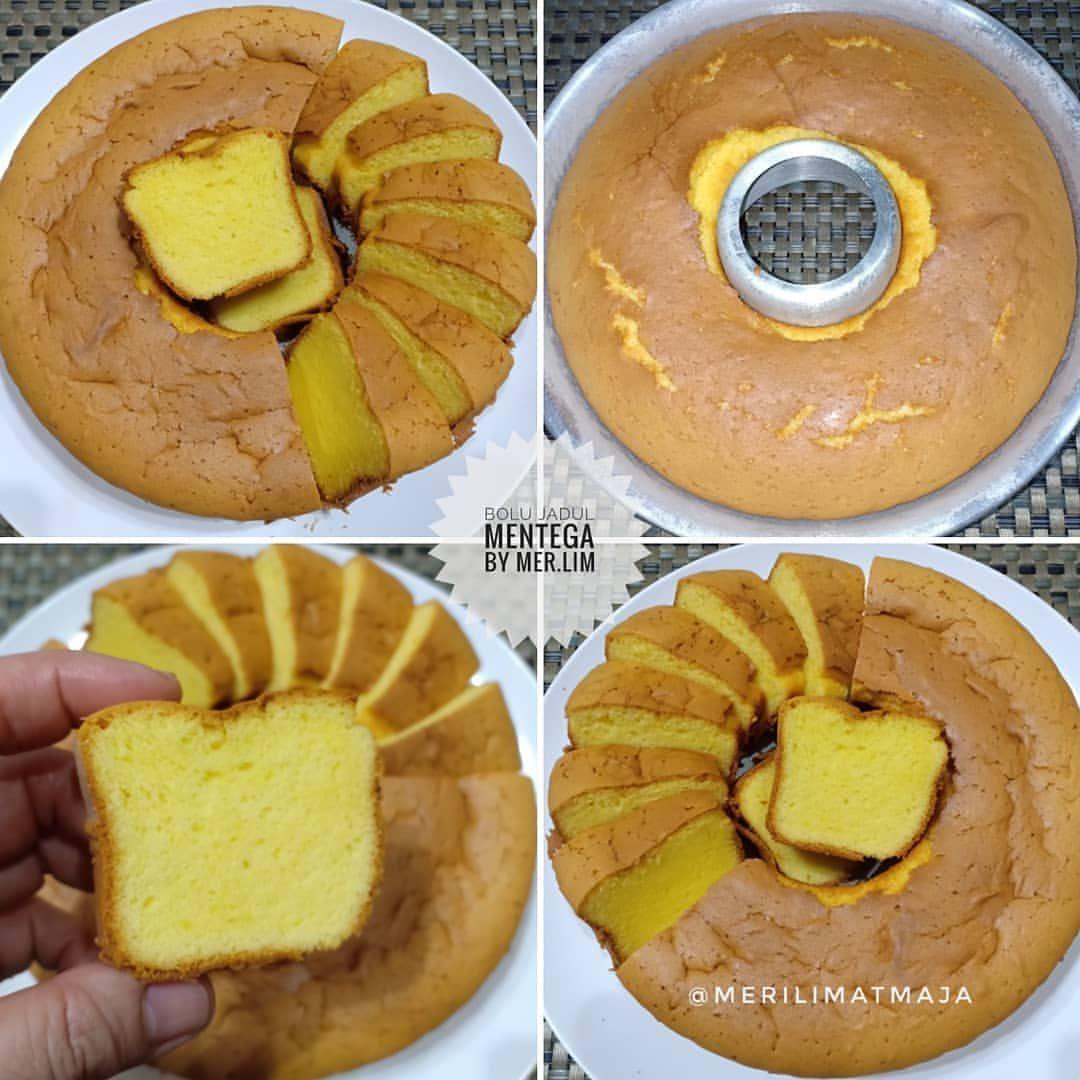 Cake Mentega Source Vitakwee Baking By Merilimatmaja Resep 10 Kuning Telur 1butir Telur Utuh 100gr Tepung Terigu Segitiga Kue Mentega Resep Kue Makanan