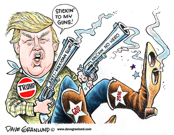 Trump Comic Trump Political Cartoon Trump Cartoons Political