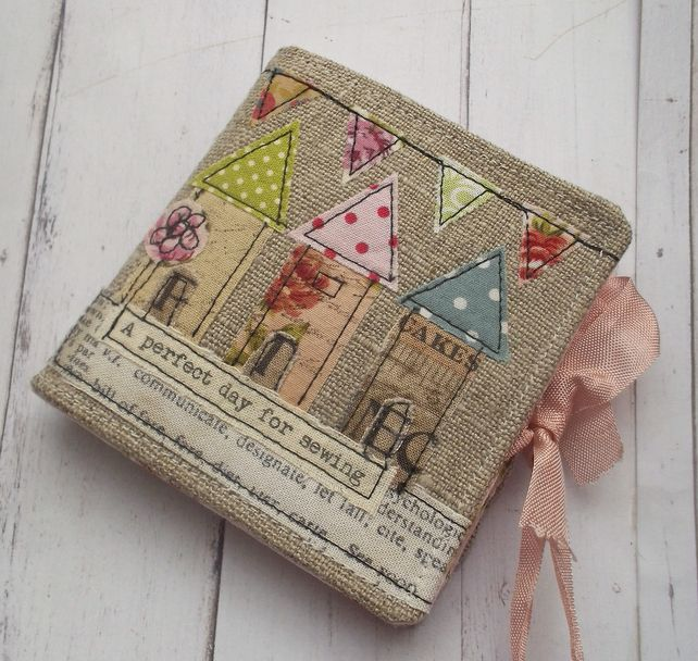 Linen Needle Case - Gift Boxed £16.00