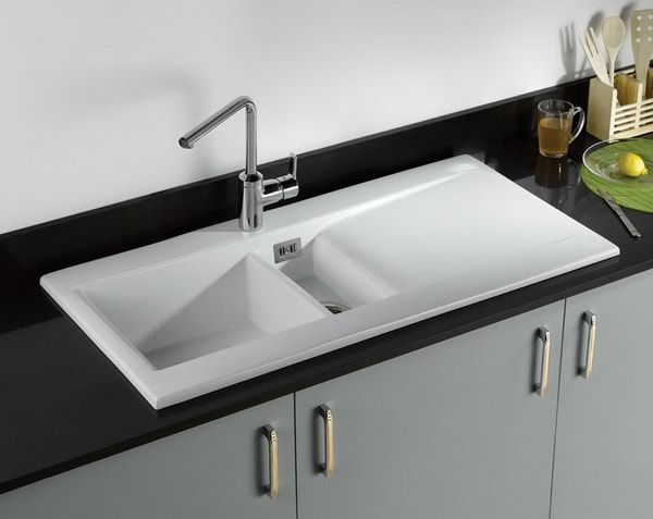 Types Of Sinks Or Sinks For Kitchen Kitchen Sinks Types