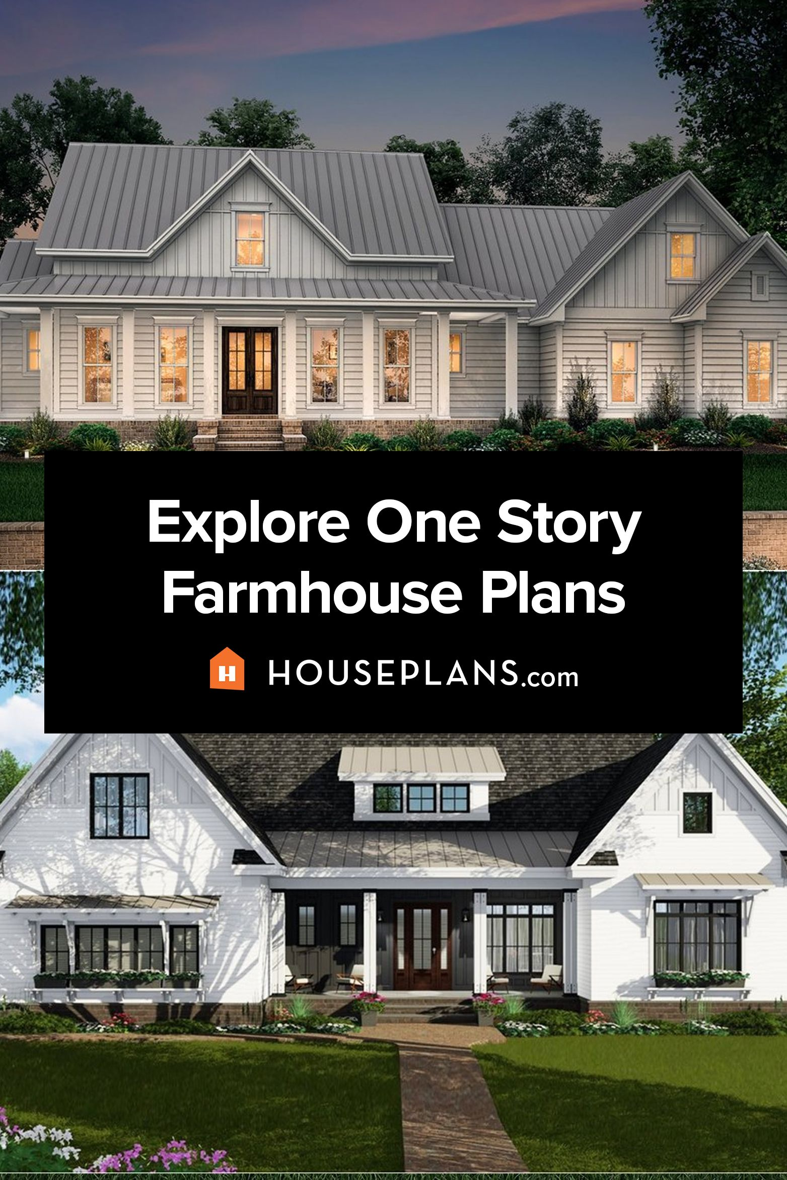 42++ One story farmhouse exterior best
