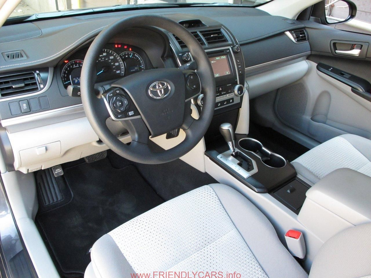 Cool Toyota Camry 2012 White Interior Car Images Hd Toyota Camry 2012 Xle  Interior