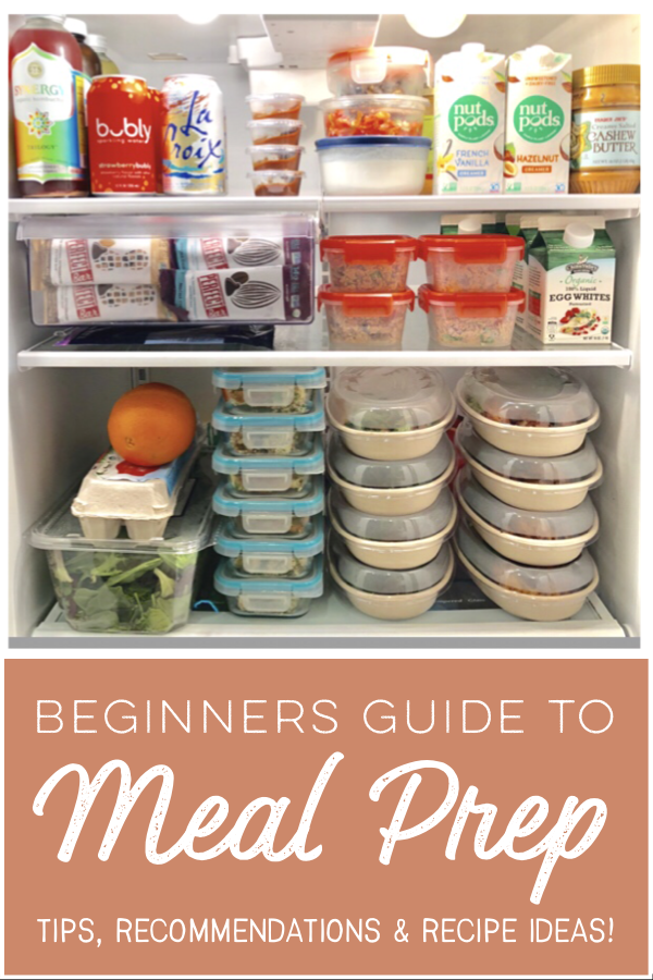Photo of How To Meal Prep Like A Champ: My Weekly Meal Prep Routine