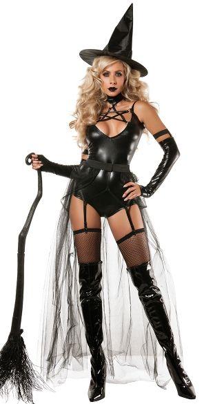 Diy Sexy Witch Costume : witch, costume, Witch, Costumes