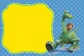 Un Gran Dinosaurio Impresiones Cumpleaños De Dinosaurio