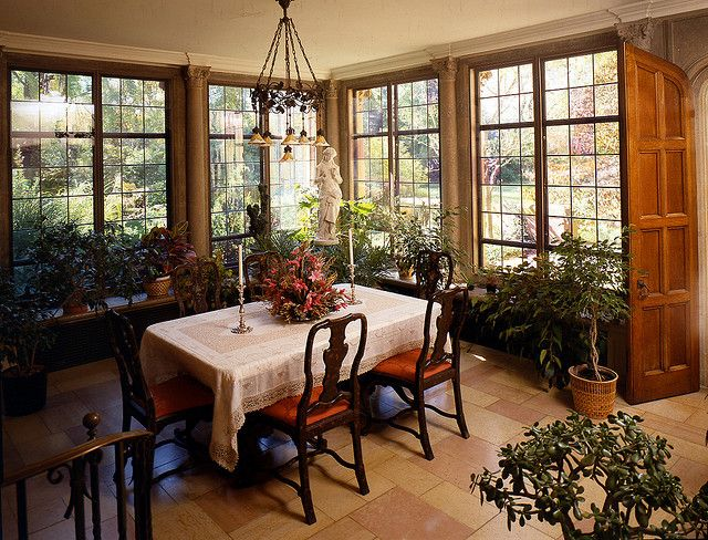 Paine Art Center And Gardens Breakfast Room By Visit Oshkosh Via Flickr Period Interior 2
