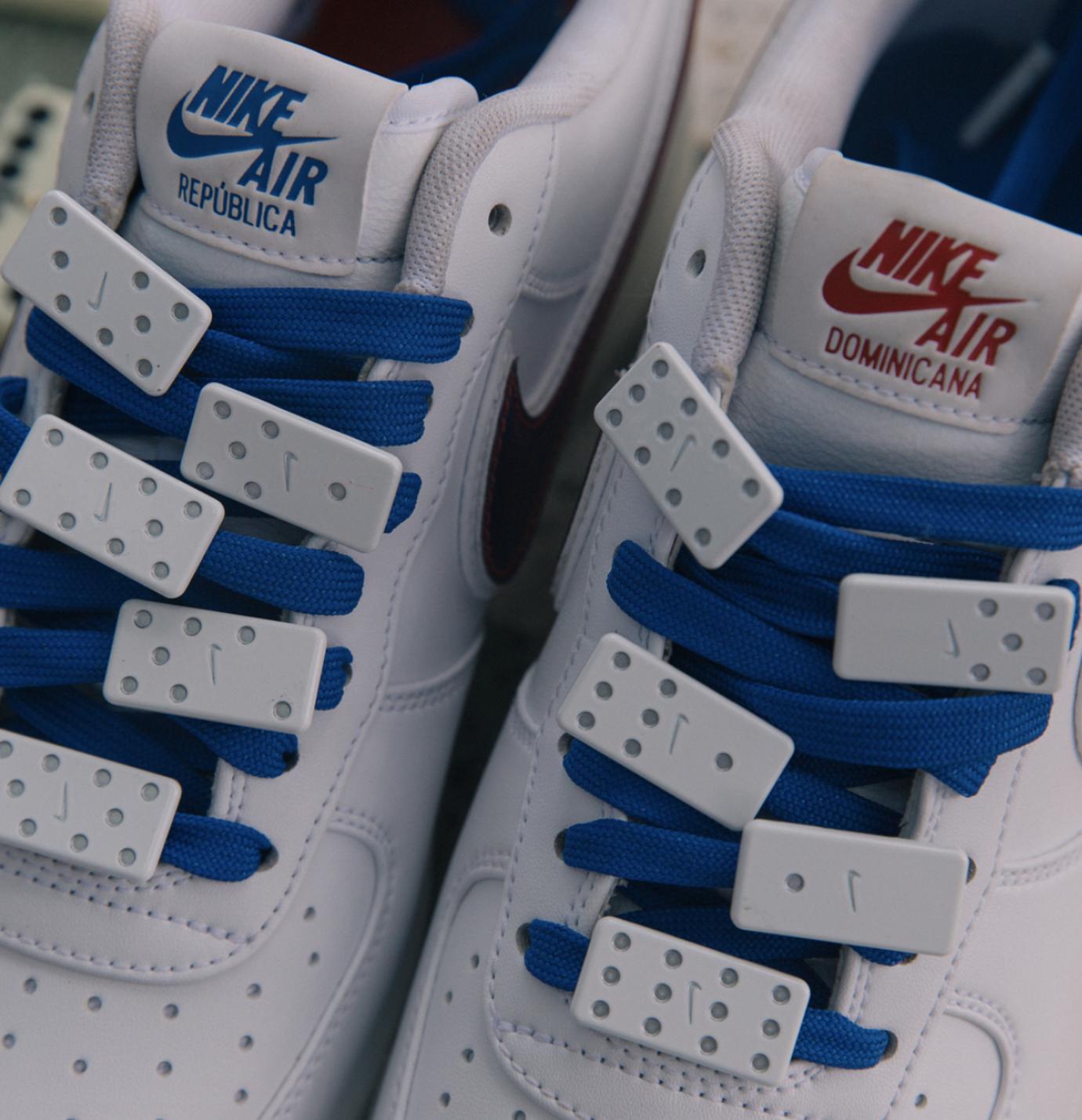 Marca comercial lapso derrochador  nike-air-force-1-dominican-republic-2 | Nike air, Nike, Nike air force