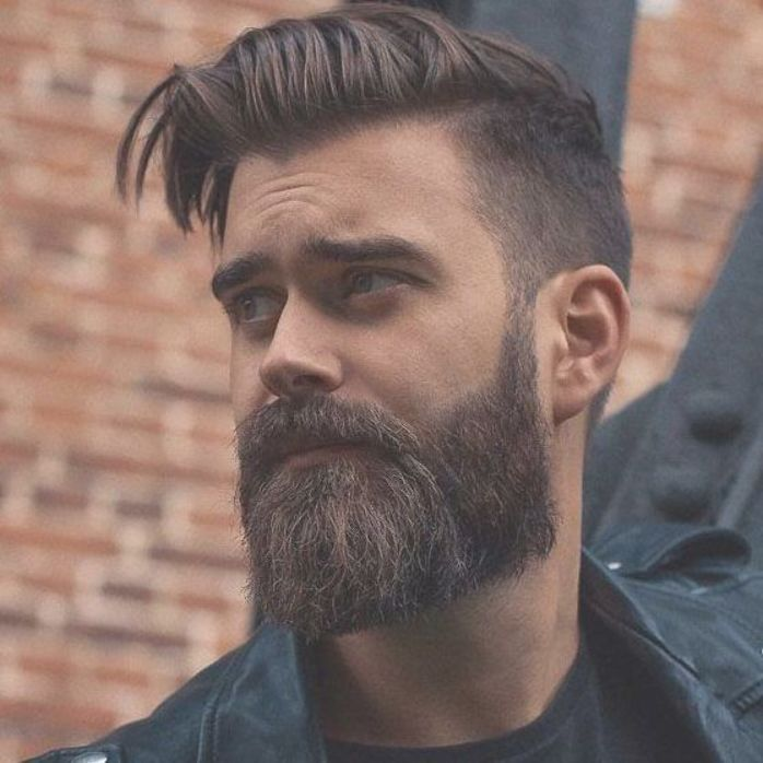 Medium Length Hairstyle  Taper Fade  Best Mens Hairstyles Cool Haircuts For Men Most Popular Short Medium and Long Hairstyles For Guys