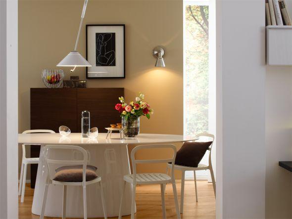 Wir zeigen euch stimmungsvolle Lampen für die Küche.