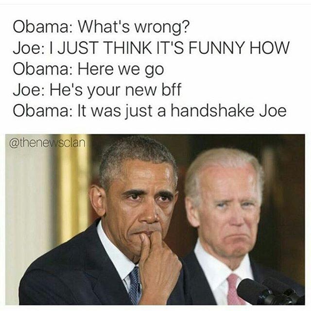 Pin On Barack And Joe