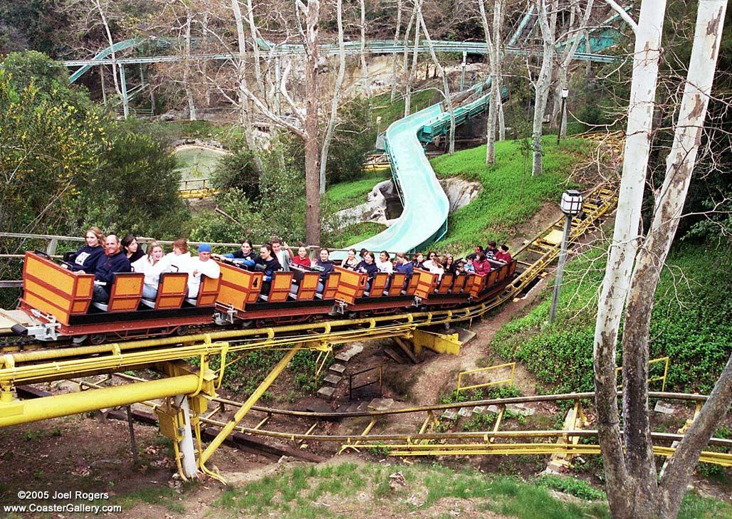 Coastergallery Com Six Flags Magic Mountain Amusment Parks Rides Roller Coaster Park Theme Parks Rides