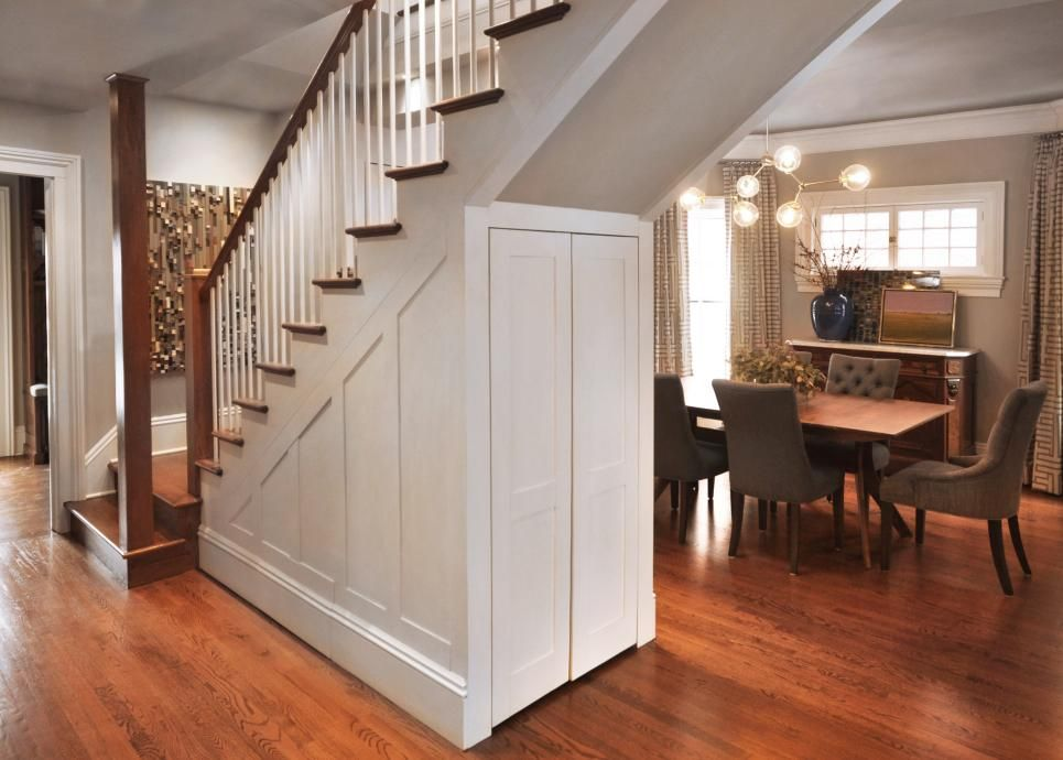 Best In This Lovely Home The Designers Used The Staircase To 400 x 300