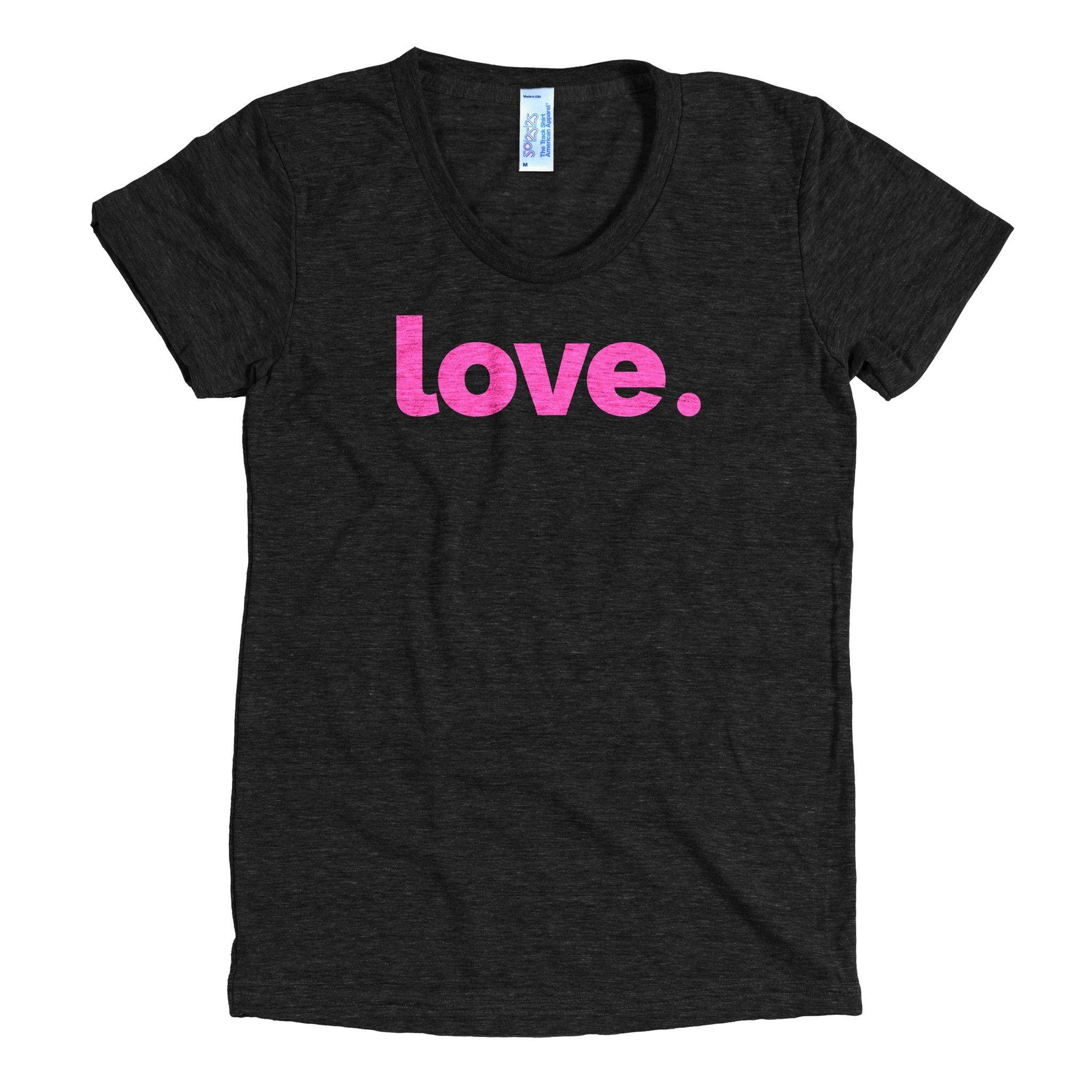"""Women's """"Love"""" T-shirt"""