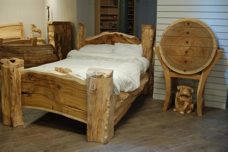 Patagonia Rústica | Muebles de madera en Bariloche | Casas ...