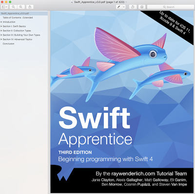 Download pdf epub swift apprentice third edition begin programming swift apprentice third edition begin programming with swift 4 and ios 11 ray wenderlich full source code please contact me by email fandeluxe Image collections