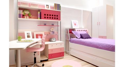 Muebles para ni as sara 39 s room pinterest muebles for Muebles habitacion infantil nina
