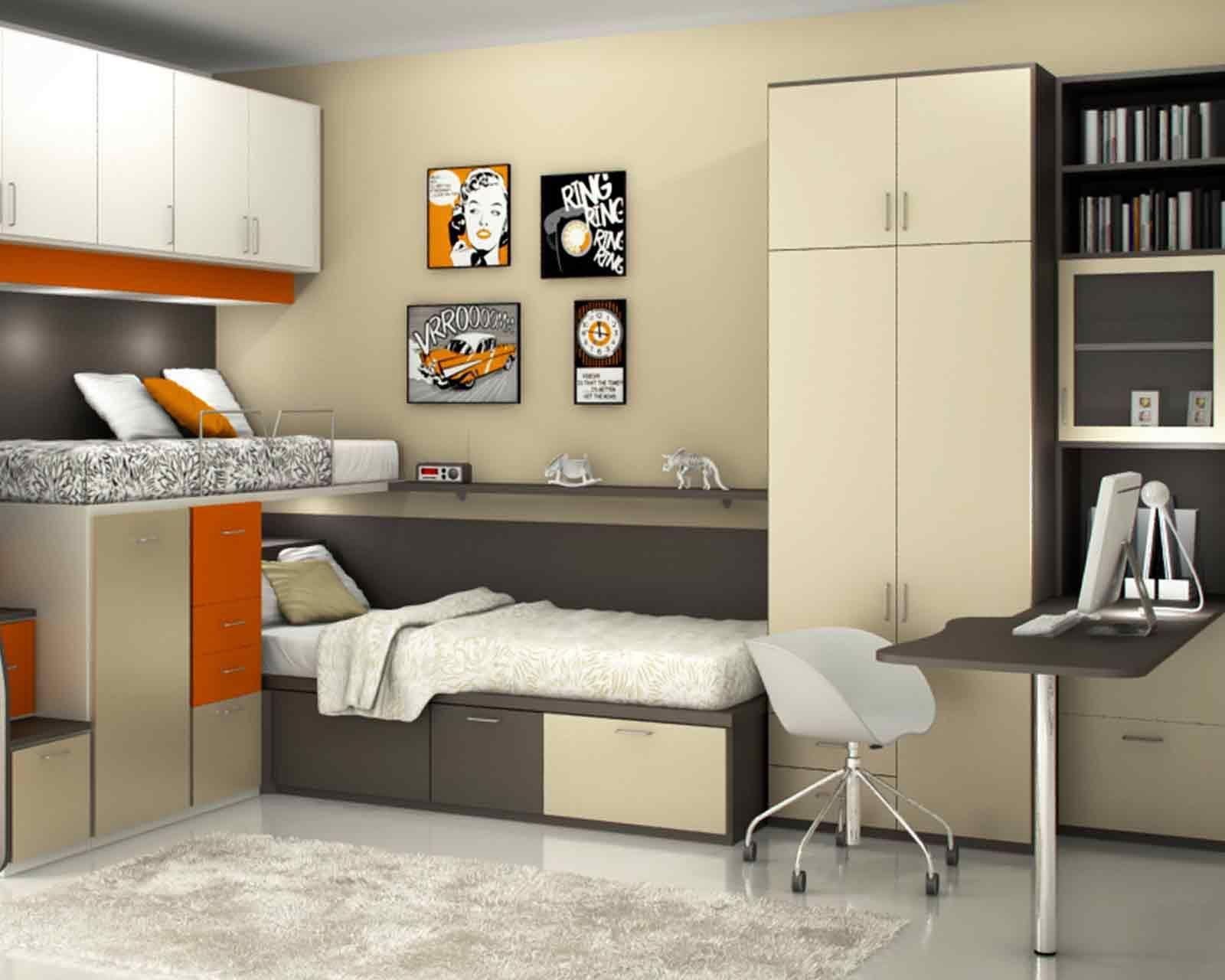 Habitaciones y dormitorios infantiles y juveniles | Bedrooms ...