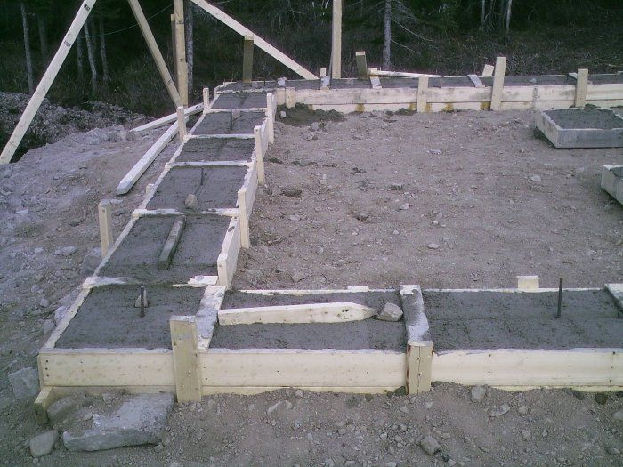 How To Build Concrete Basement Footing Plans