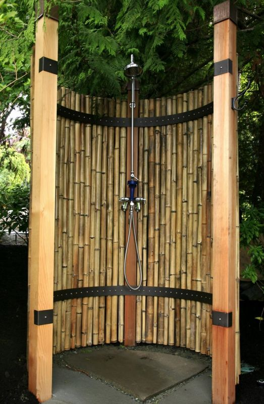 Ideas Creativas para Decorar con Bambú Decoración Pinterest - decoracion con bambu