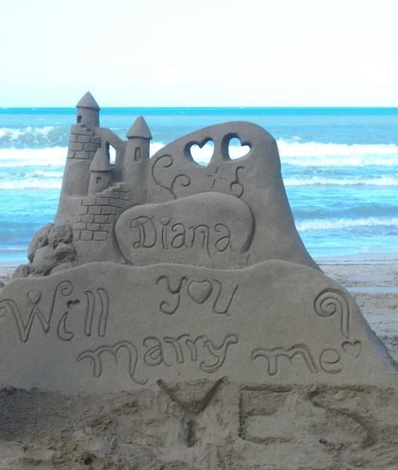 Dream Beach Proposal