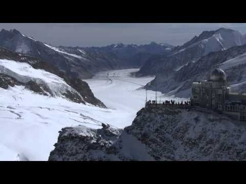 Jungfraujoch - Top of Europe - YouTube