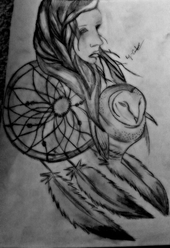 Choctaw Indian heritage Drawing by me   Cassie K Willis  8b4571fba