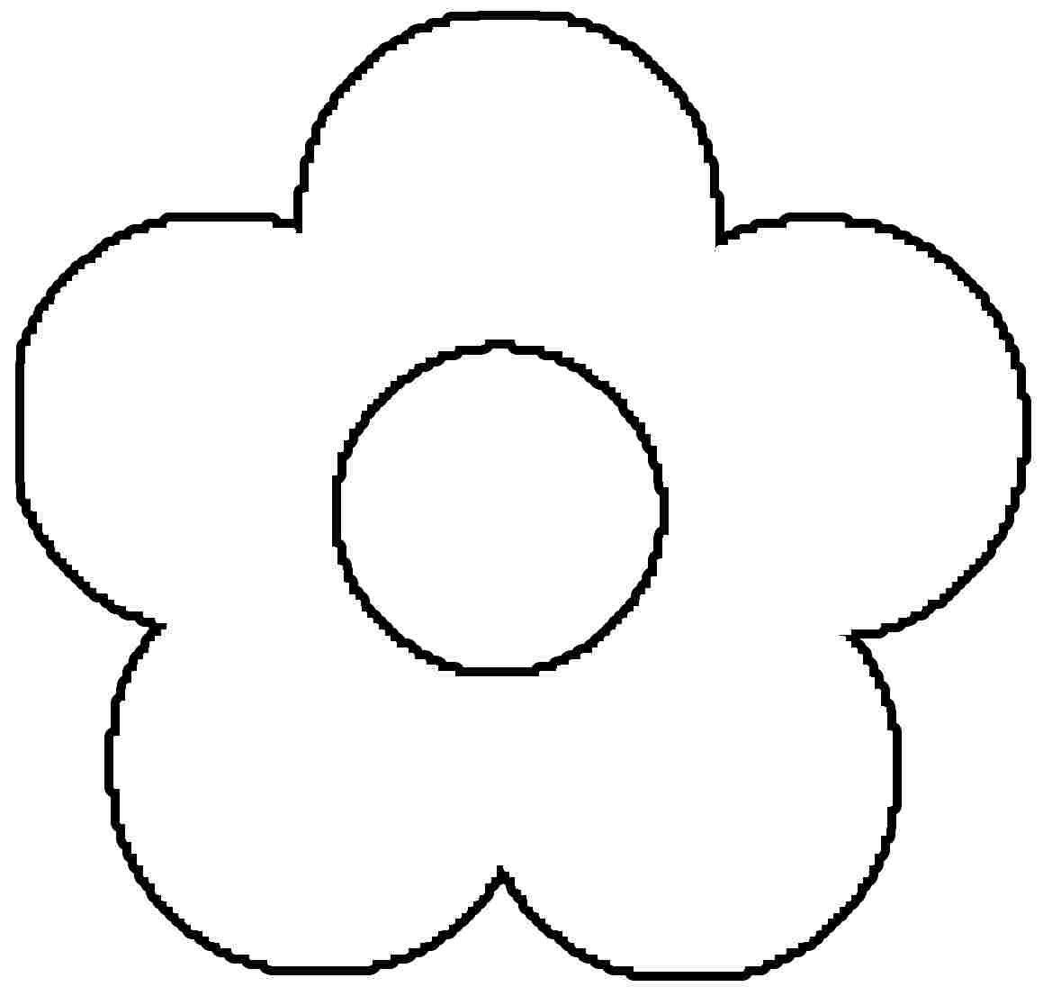 Coloring Sheets Preschool | Flower coloring pages ... | flower coloring pages preschool