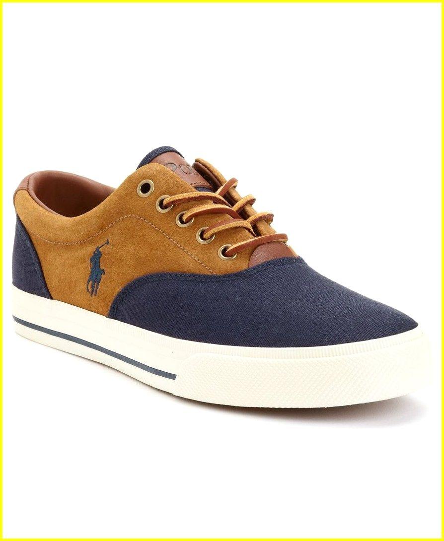 Polo Ralph Lauren Vaughn Lace-Up Sneakers - Shoes - Men