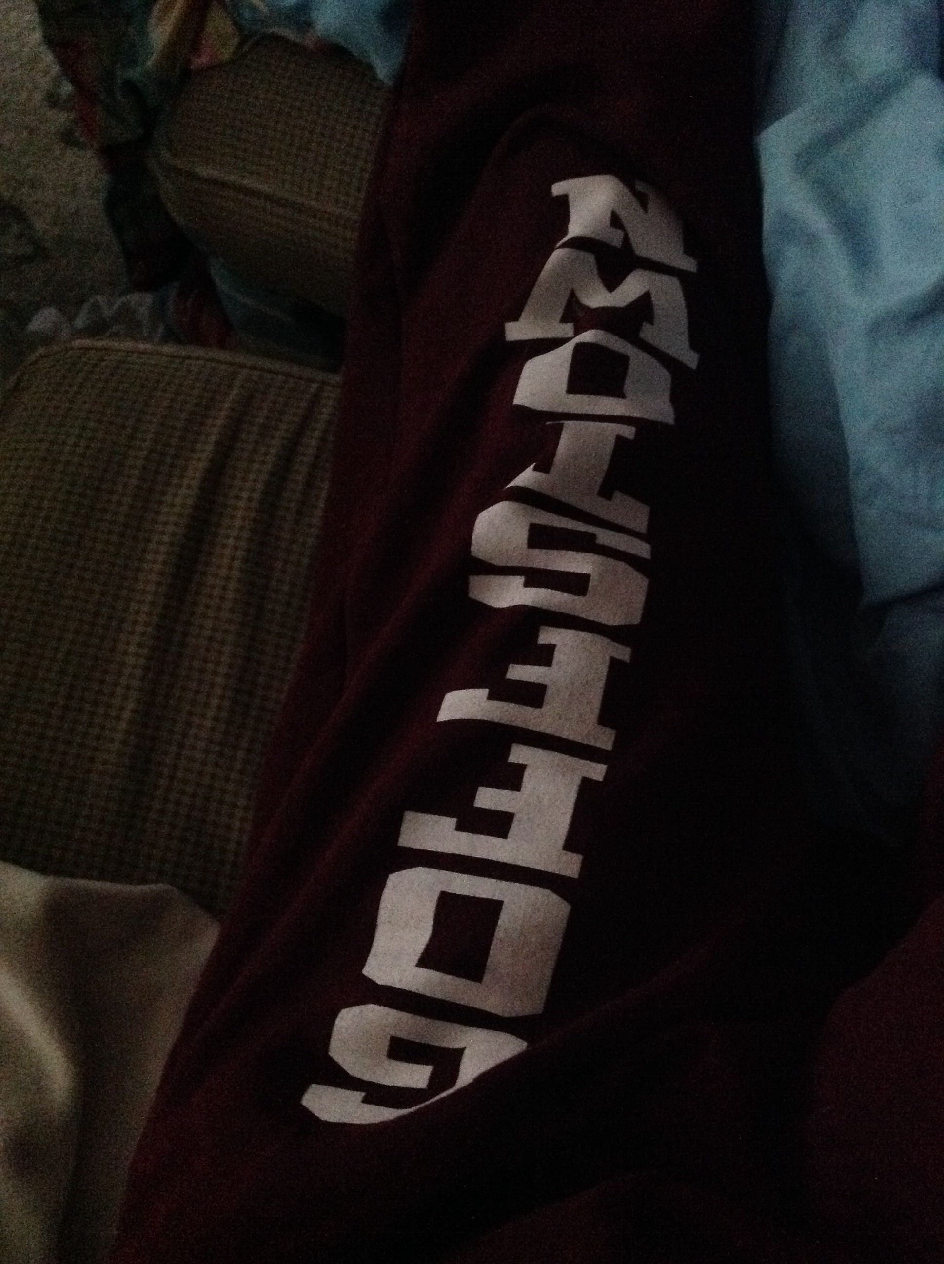 I bought them at my school it says Goffstown