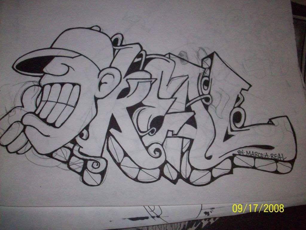 Graffiti drawings best graffitianz graffiti drawing graffiti art cartoon tattoos sketch ideas