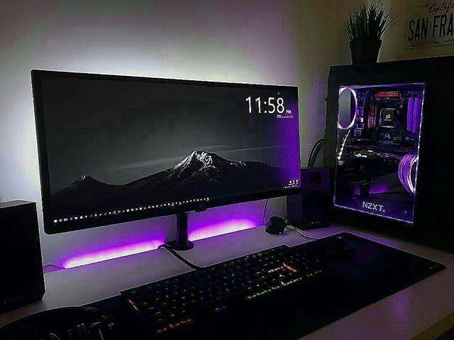 Gaming Desks Gamer Kamer Droomkamers Speelkamer