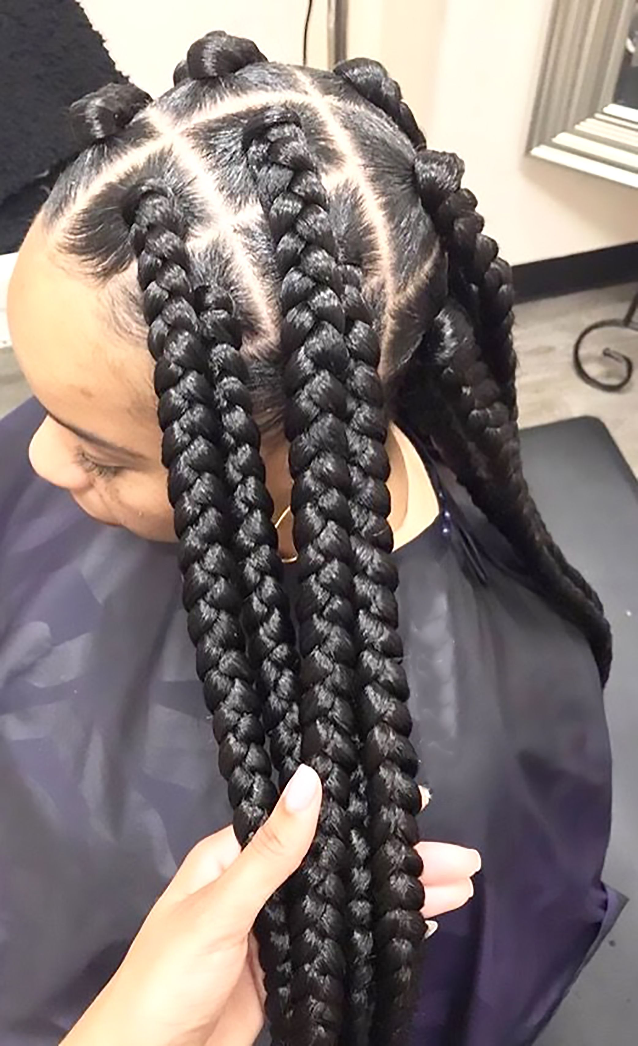 Pin On African American Hairstyles