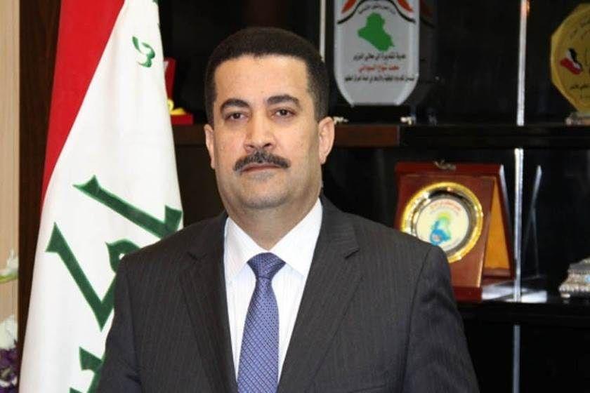 السوداني يؤكد للوفد الإعلامي السعودي حرص العراق على تأسيس استثمارات حقيقية Suit Jacket Fashion Jackets