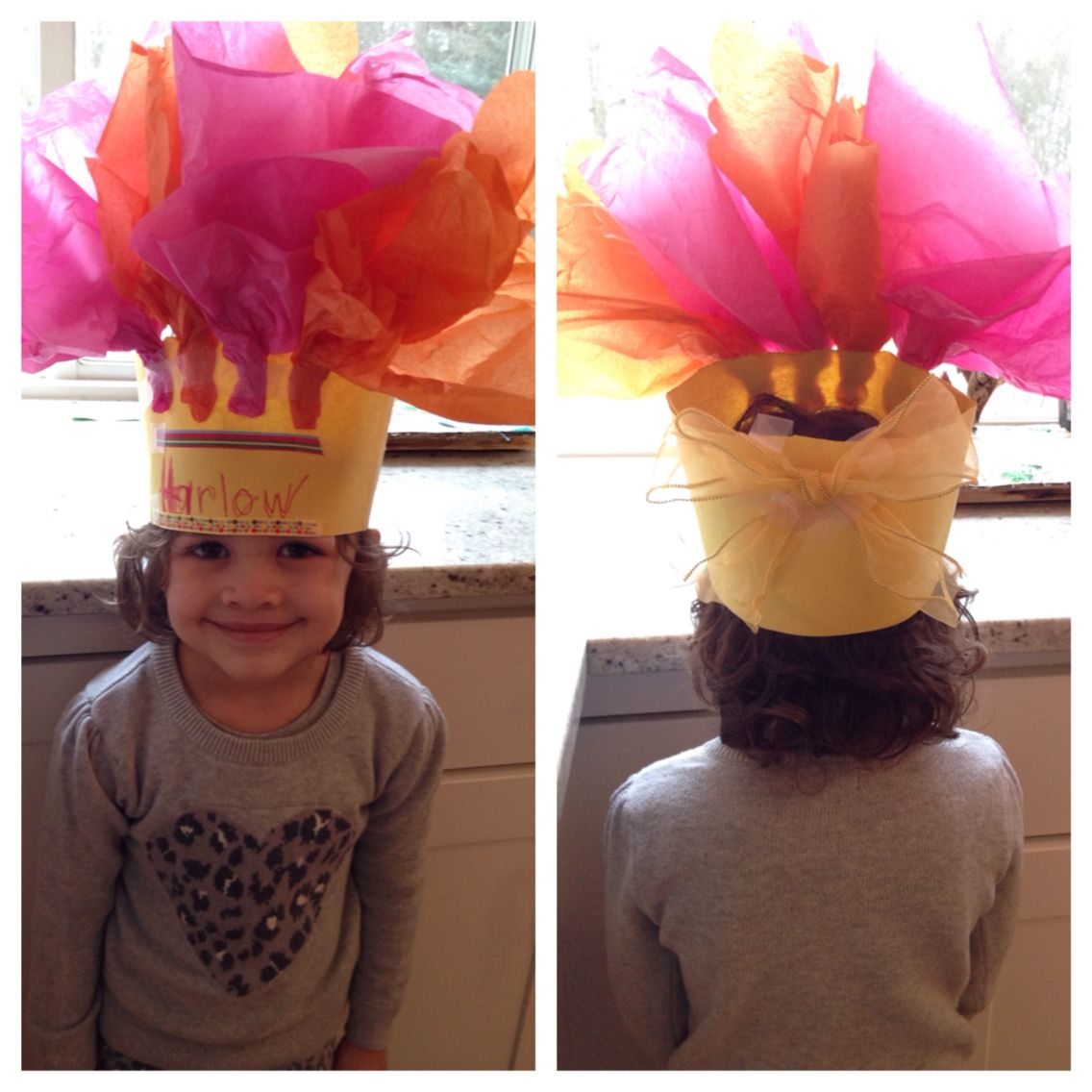 Crazy Hat Craft Ideas: Crazy Hat Day - Super Easy And Cute!!