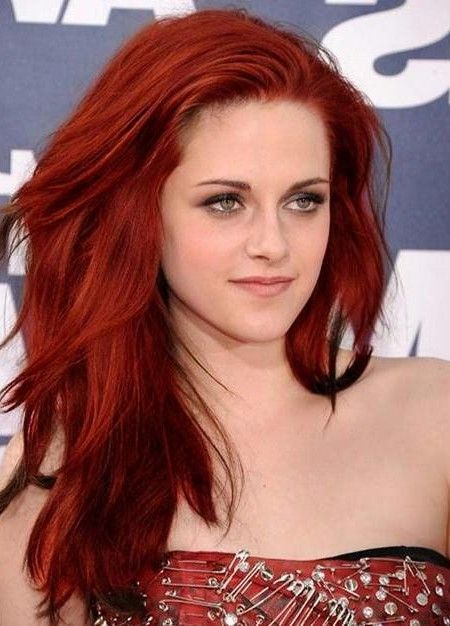 19 Celebrity Hair Color Trends For Spring And Summer 2017 Hair Color Auburn Mahagony Hair Color Hair Color Formulas
