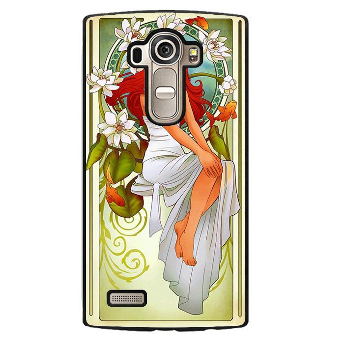 Ariel A Real Cute And Pretty Phonecase Cover Case For LG G3 LG G4