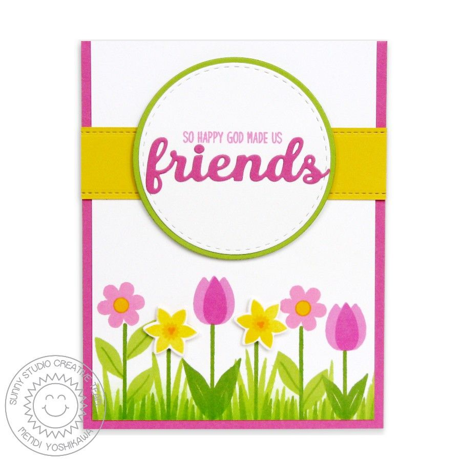 Sunny Studio Stamps Creative Cards And Tags Pinterest