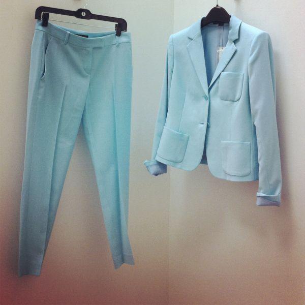 pastel mint suit | Women's Suits | Pinterest | Pastel, Blog and Suits