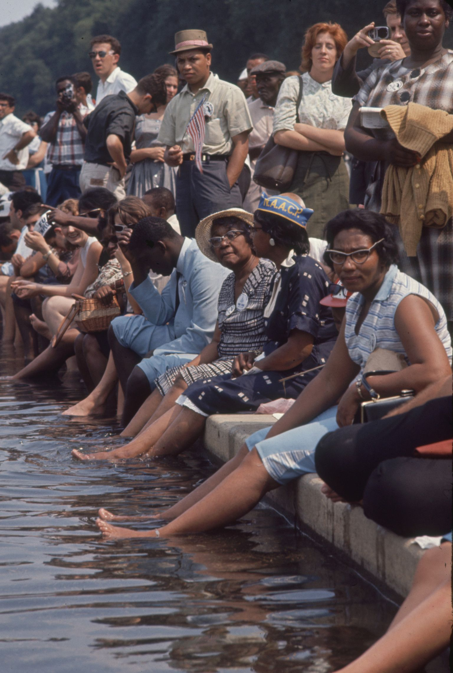Participants Remember 1963 March On Washington African