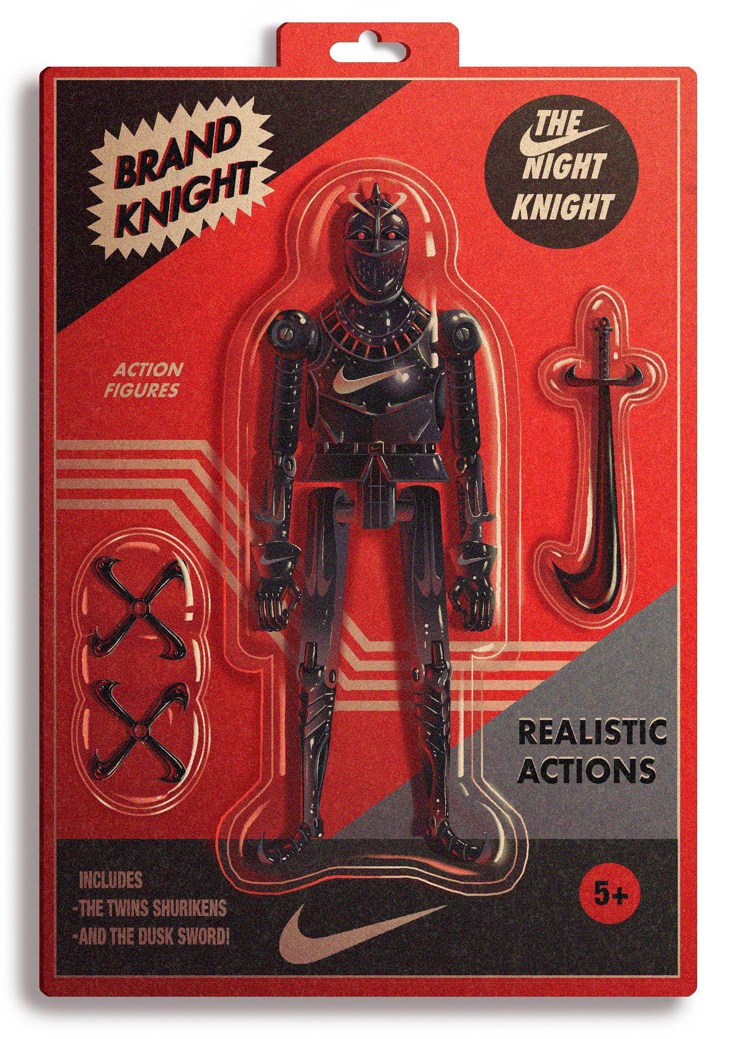 다음 @Behance 프로젝트 확인: \u201cBrand Knight\u201d https://www.behance.net/gallery/52124723/Brand-Knight
