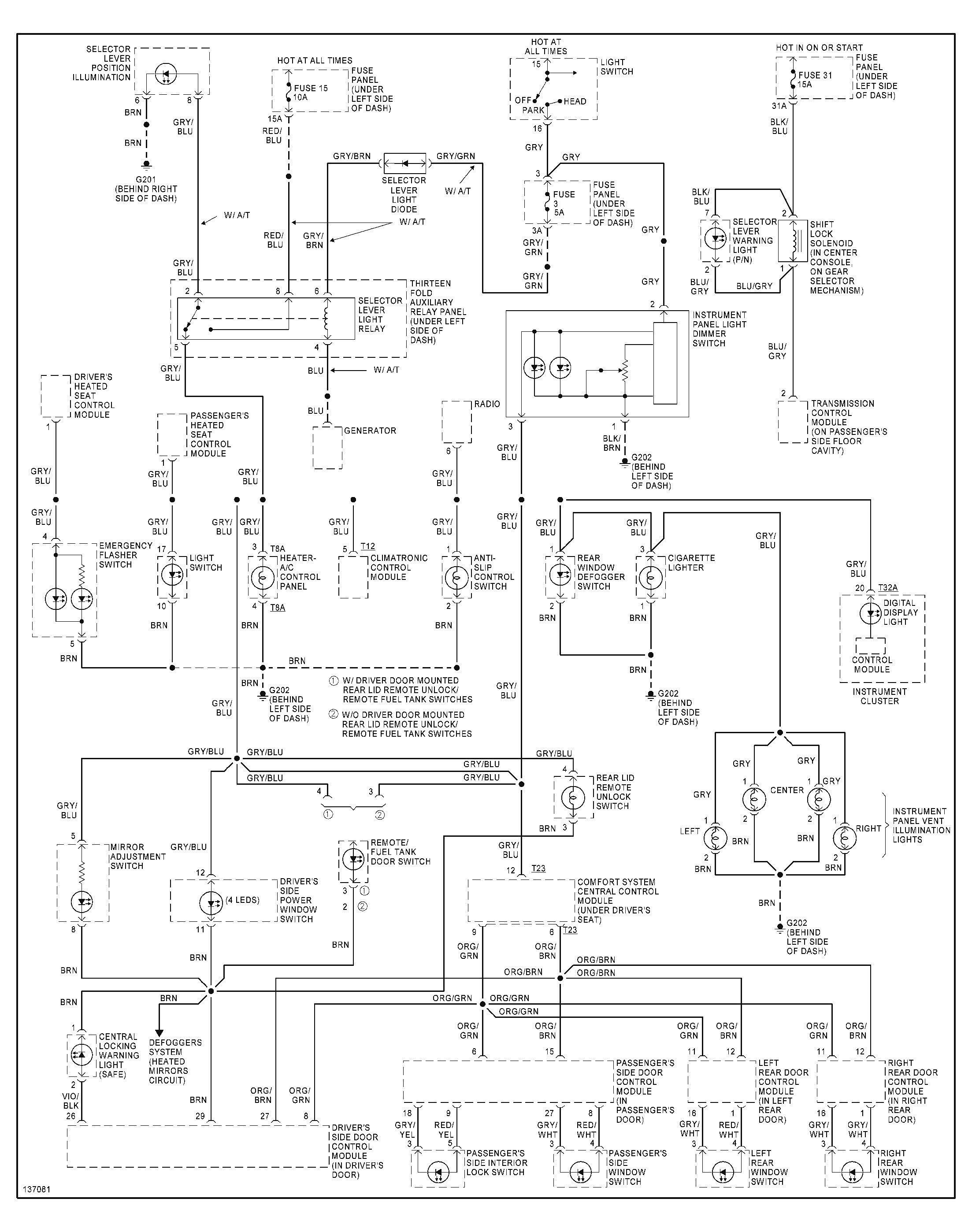 Dodge Headlight Relay Wiring Diagram